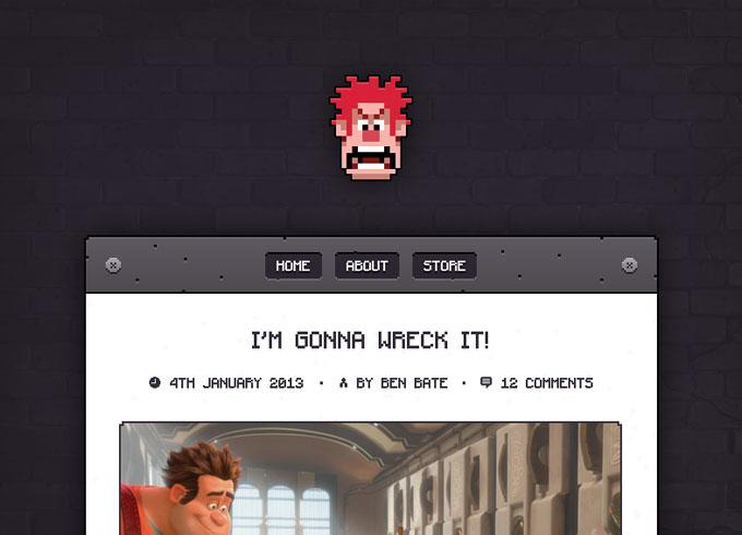 Wreck-It Ralph Blog