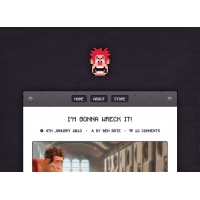 Wreck-It Ralph Blog
