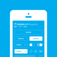 Mobile UI Blueprint