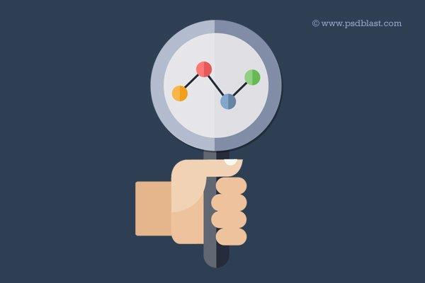 Search Engine Optimization Icon (PSD)