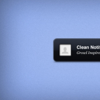 Clean Notification