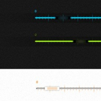 Slider Template Set - 5 Free PSD Files