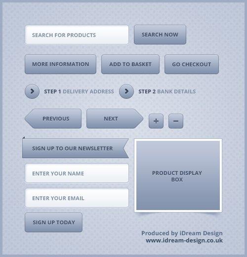 Ecommerce Web Kit