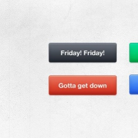 Stylish Gradient Buttons