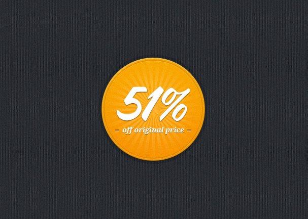 Sales Badge (PSD)