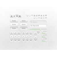 Pixel UI Kit