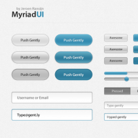 Myriad UI Kit
