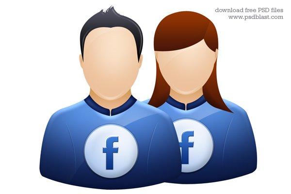 Facebook User Icon