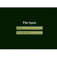File Input PSD