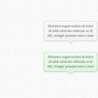 Transparent Tooltips (PSD)