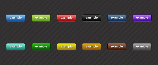 Clean Button Set