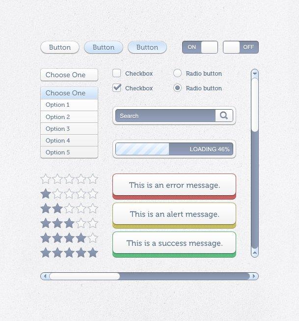 Simple UI Elements