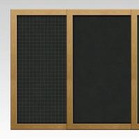 3 Free Blackboard PSD Models