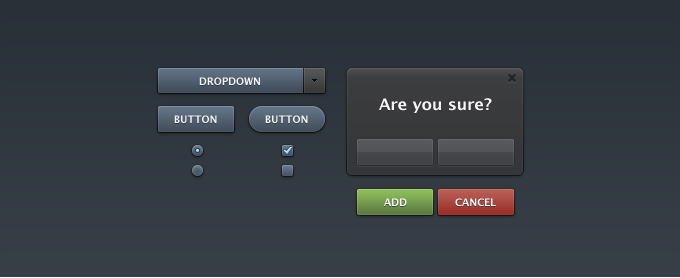 Interface Elements for Forms