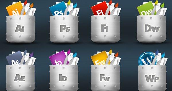 Designers Icons Adobe Graphic Icons Designers Icon Designers Icons