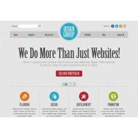 Design Group WordPress Theme