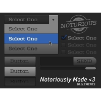 Notorious UI Elements
