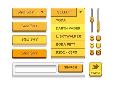 Squishy UI Kit