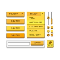 Squishy UI Kit