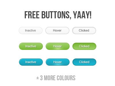 Free Buttons, Yaay