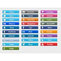 Social Icons V1.0