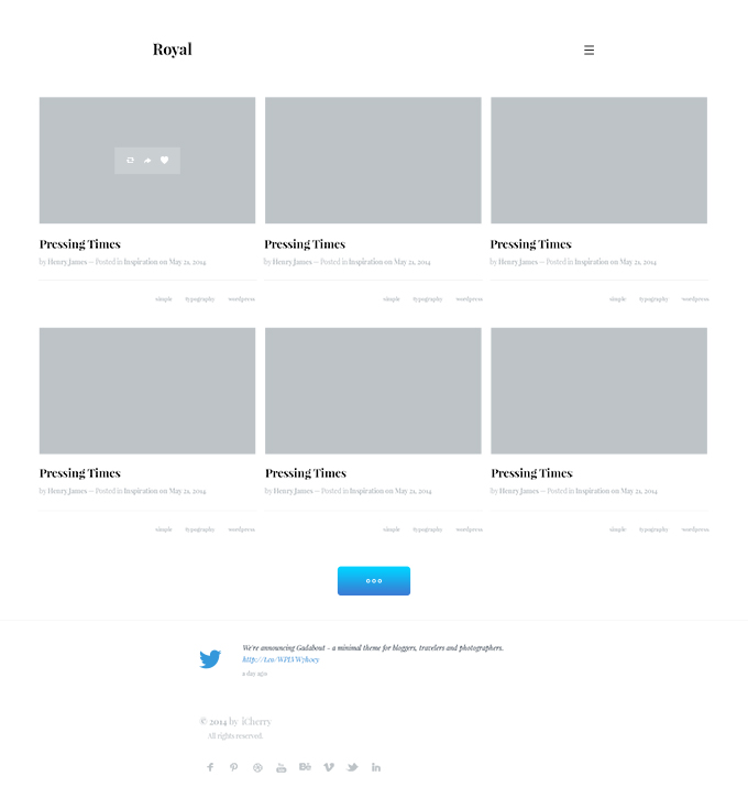 Free Web Design Template