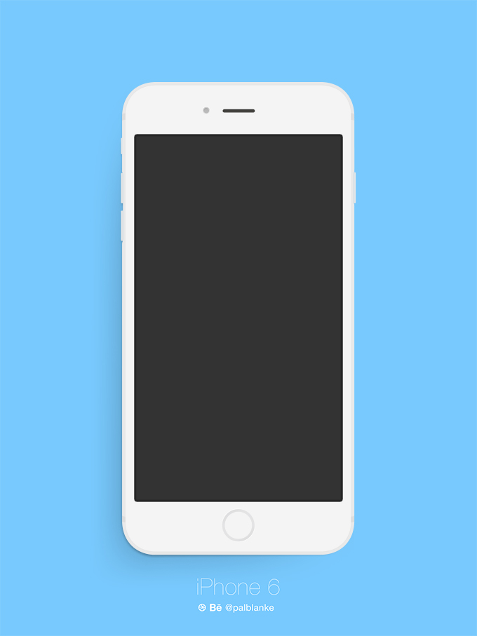 iPhone 6 | Plus PSD