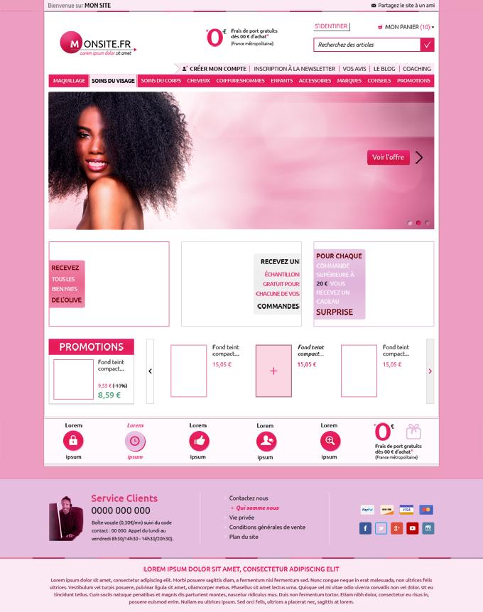 Pink Templates!