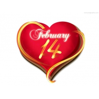Valentine's Day Calendar (PSD)
