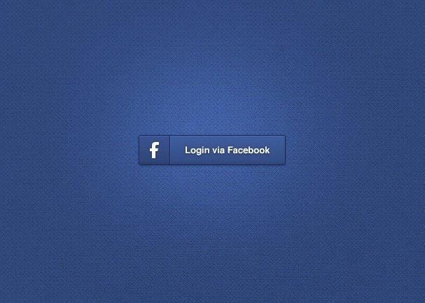 Nice Facebook Button