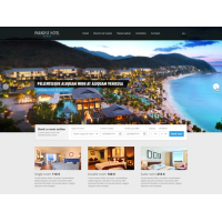 Free Hotel Web Template
