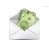 Money In Envelope (PSD)