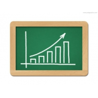 Rising And Falling Bar Graphs (PSD)