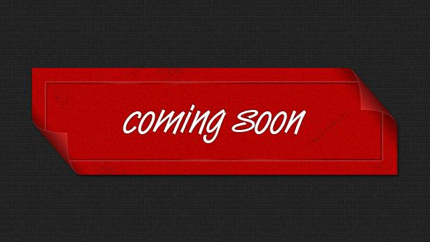 Coming Soon (PSD)