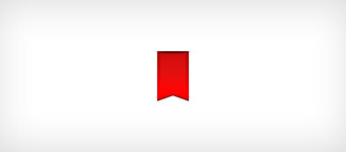 Red Ribbon PSD
