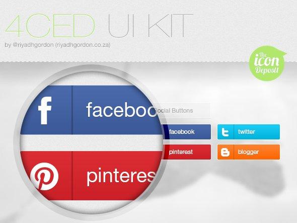 Ultimate 4CED Social Kit
