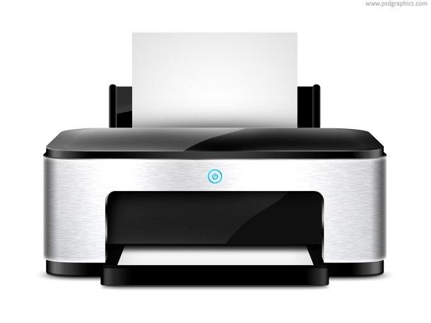 Printer Icon (PSD)