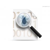 Virus Scan Icon