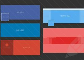 Social Media Design Vector Templates Pack