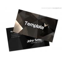 Stylish Business Card Template (PSD)