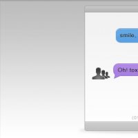 Chat Window Interface