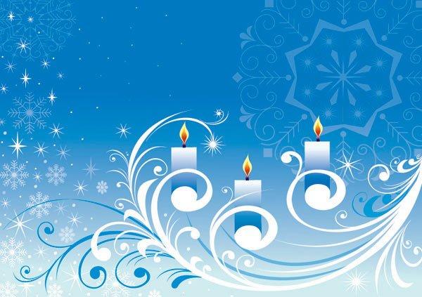 Snowflake Candle Pattern
