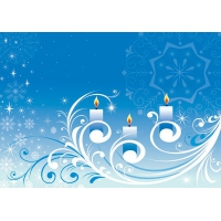 Snowflake Candle Pattern