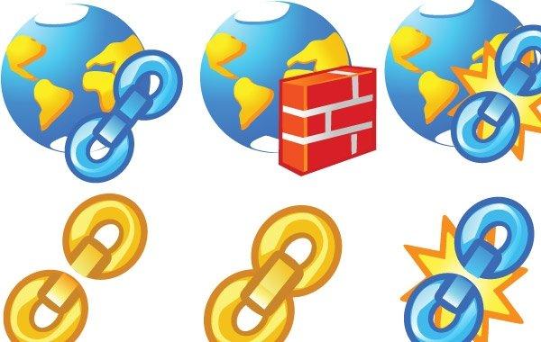 Free Vector Network Icons Network Icons Networking