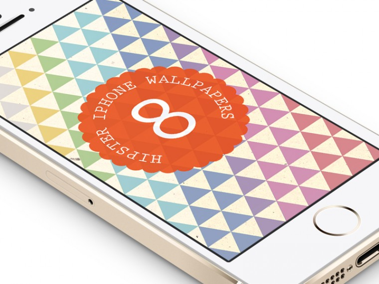 8 HIPSTER IPHONE WALLPAPERS