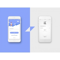 6 MOBILE UI LOGINS