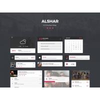 ALSHAR UI KIT