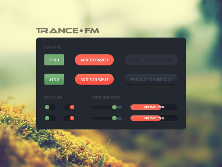 ELEMENTS TRANCE FM