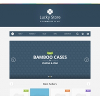 LUCKY STORE ECOMMERCE UI KIT