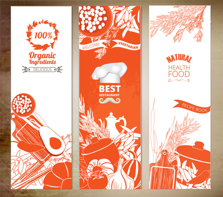 FOOD THEME FLYER TEMPLATE